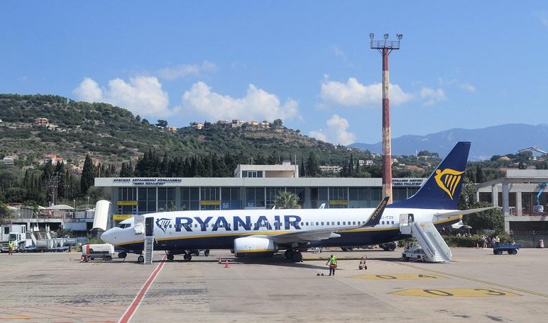 RyanairSantorini