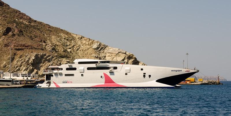 SeaJet Santorini